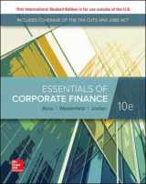 9781260565560-1260565564-Essentials of Corporate Finance