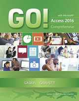 9780134443935-0134443934-GO! with Microsoft Access 2016 Comprehensive (GO! for Office 2016 Series)