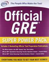 9781260026399-1260026396-Official GRE Super Power Pack, Second Edition