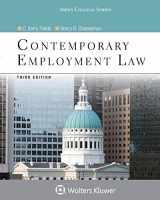 9781454873433-1454873434-Contemporary Employment Law (Aspen College)