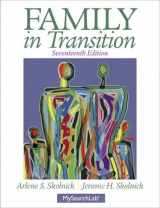 9780205215973-0205215971-Family in Transition