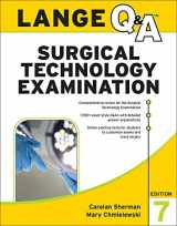 9781259588112-1259588114-LANGE Q&A Surgical Technology Examination, Seventh Edition