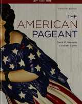 9781111831066-1111831068-The American Pageant: A History of the American People, AP Edition