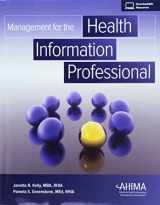 9781584265078-1584265078-Management for the Health Information Professional