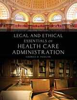 9781449694340-1449694349-Legal and Ethical Essentials of Health Care Administration