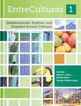 9781942400455-1942400454-EntreCulturas 1: Softcover (Spanish Edition)