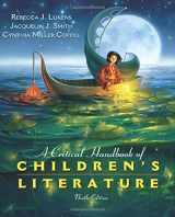 9780137056385-0137056389-Critical Handbook of Children's Literature, A