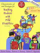 9780205608386-0205608388-Characteristics of and Strategies for Teaching Students with Mild Disabilities