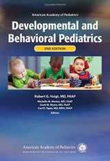 9781610021340-1610021347-AAP Developmental and Behavioral Pediatrics