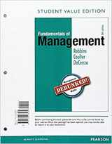 9780134796796-0134796799-Fundamentals of Management, Student Value Edition Plus 2017 MyLab Management with Pearson eText -- Access Card Package (10th Edition)