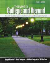 9781465290946-146529094X-Thriving in College and Beyond: Research-Based Strategies for Academic Success and Personal Development: Concise Version