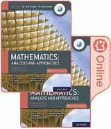 9780198427100-0198427107-Oxford IB Diploma Programme IB Mathematics: analysis and approaches, Standard Level, Print and Enhanced Online Course Book Pack (English B for Ib Diploma Programme)