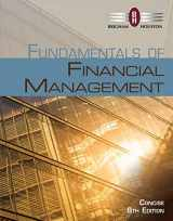 9781285065137-1285065131-Fundamentals of Financial Management, Concise Edition (with Thomson ONE - Business School Edition, 1 term (6 months) Printed Access Card)