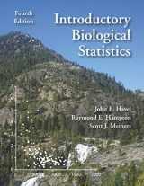 9781478638186-1478638184-Introductory Biological Statistics, Fourth Edition