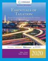 9780357109175-0357109171-South-Western Federal Taxation 2020: Essentials of Taxation: Individuals and Business Entities (with Intuit ProConnect Tax Online + RIA CheckPoint 1 term (6 months) Printed Access Card)