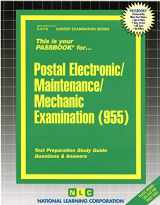 9780837341125-0837341124-Postal Electronic/Maintenance/Mechanic Examination(Passbooks) (Career Examination Series)