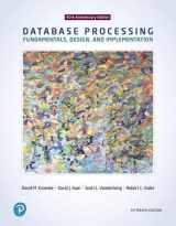 9780134802749-0134802748-Database Processing: Fundamentals, Design, and Implementation