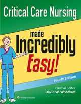 9781496306937-1496306937-Critical Care Nursing Made Incredibly Easy