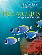 9780073519531-0073519537-Precalculus: Graphs & Models