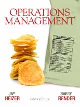 9780136119418-0136119417-Operations Management (10th Edition)