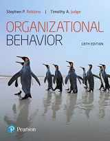 9780134729329-0134729323-Organizational Behavior (18th Edition) (What's New in Management)