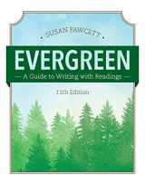 9781337097048-1337097047-Evergreen: A Guide to Writing with Readings