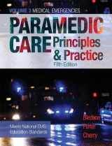 9780134538730-0134538730-Paramedic Care: Principles & Practice, Volume 3