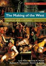 9781457681523-1457681528-The Making of the West, Volume 1: To 1750: People and Cultures