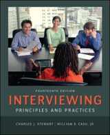 9780078036941-0078036941-Interviewing: Principles and Practices