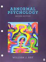 9781506381541-1506381545-BUNDLE: Ray: Abnormal Psychology 2e (Loose Leaf) + Levy: Case Studies in Abnormal Psychology