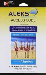 9781259152900-1259152901-ALEKS 360 Access Card (18 weeks) for Intermediate Algebra (softcover)