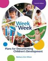 9781305501003-1305501004-Week by Week: Plans for Documenting Children's Development