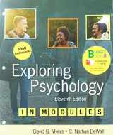 9781319250621-1319250629-Loose-Leaf Version for Exploring Psychology in Modules & LaunchPad for Exploring Psychology In Modules (Six Months Access)