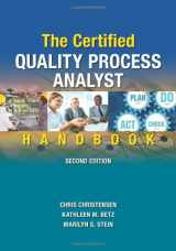 9780873898652-0873898656-The Certified Quality Process Analyst Handbook, Second Edition
