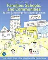 9780134747361-0134747364-Families, Schools, and Communities: Building Partnerships for Educating Children with Enhanced Pearson eText-- Access Card Package (7th Edition) (What's New in Early Childhood Education)