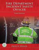 9781284041958-1284041956-Fire Department Incident Safety Officer
