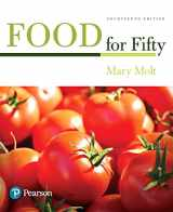 9780134437187-0134437187-Food for Fifty (14th Edition) (What's New in Culinary & Hospitality)