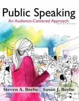 9780205914630-0205914632-Public Speaking: An Audience-Centered Approach (9th Edition) - Standalone book
