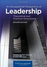 9781617116346-1617116343-An Occupational Perspective on Leadership (Theoretical and Practical Dimensions)