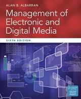 9781305077560-1305077563-Management of Electronic and Digital Media (Cengage Series in Communication Arts)
