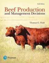 9780134602691-0134602692-Beef Production and Management Decisions (6th Edition) (What's New in Trades & Technology)