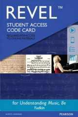 9780133940206-0133940209-Revel for Understanding Music -- Access Card
