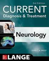 9781259835315-1259835316-CURRENT Diagnosis & Treatment Neurology, Third Edition (Current Diagnosis and Treatment)
