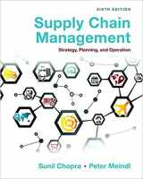 9780133800203-0133800202-Supply Chain Management: Strategy, Planning, and Operation (6th Edition)