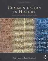 9781138729483-1138729485-Communication in History: Stone Age Symbols to Social Media