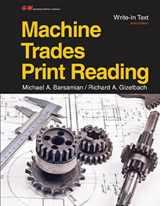 9781631261053-1631261053-Machine Trades Print Reading