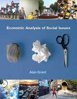 9780134098371-0134098374-Economic Analysis of Social Issues Plus MyLab Economics with Pearson eText (1-Semester Access) -- Access Card Package (The Pearson Series in Economics)