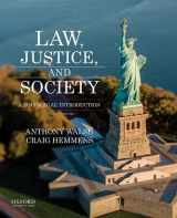 9780190272753-0190272759-Law, Justice, and Society: A Sociolegal Introduction