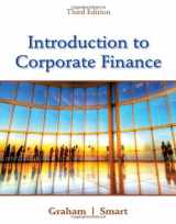 9781111222284-1111222282-Introduction to Corporate Finance: What Companies Do (with CourseMate, 1 term (6 months) Printed Access Card and Thomson ONE Business School Edition 6-month Printed Access Card)