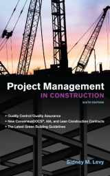 9780071753104-0071753109-Project Management in Construction, Sixth Edition